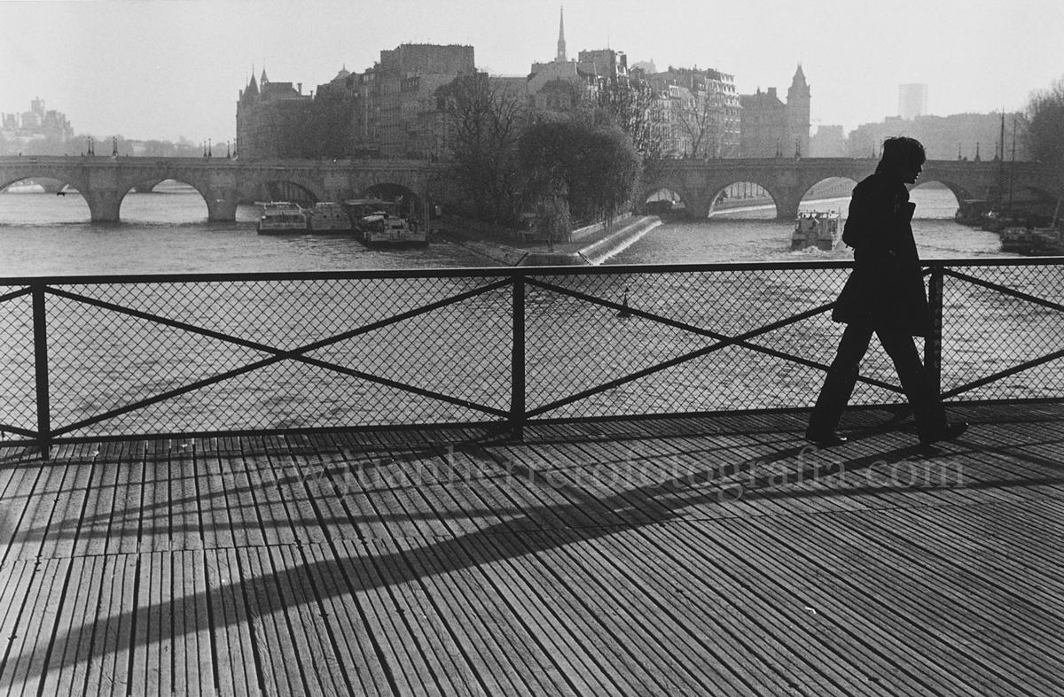 Pont des Arts París